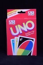 CLASSIC UNO CARD GAME Pack - Kids Games Family Fun Playing Cards - Free Post