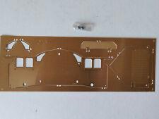 0 Gauge Etched brass cab for LNER A4 (Mallard)