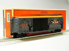 LIONEL ELX HALLOWEEN 50' DOUBLE DOOR BOXCAR #103119 O GAUGE train 1926480 NEW