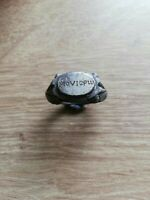 MASSIVE ANCIENT ROMAN SILVER RING WITH AN INSCRIPTION MOVICPW, II-III CENTURY