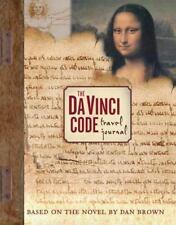 New - The Da Vinci Code Travel Journal by Brown, Dan