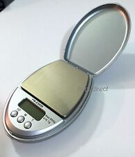 ES-600 Series is a Lightweight Portable Digital Scale by AWS, Silver