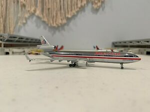 Gemini Jets 1:400 American Airlines MD-11 no box