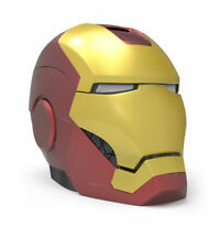 Marvel Iron Man Helmet Light Up Bluetooth Speaker with Speakerphone VI-B72IM