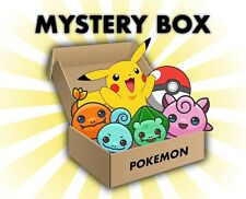 Pokemon Mystery Box - Booster Packs, Pokemon Cards, Psa, Read Description