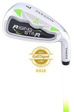 Paragon Golf Rising Star Kids Junior #9 Iron Ages 8-10 Green LEFT HAND LH LEFTY