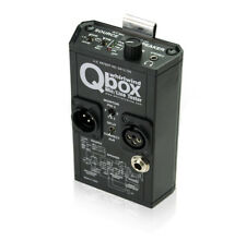 Whirlwind Q Box Cable Line Tester
