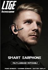 Wireless Bluetooth Handsfree Earphone Earbud Headset In-Ear For Samsung iPhone