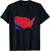 Electoral College President Trump Won T-Shirt 2016 Funny Vintage Gift For Men