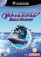Waverace Blue Storm Nintendo Gamecube Game Complete