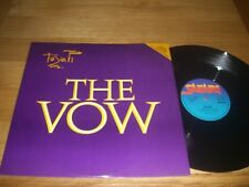 Toyah-The vow.12""