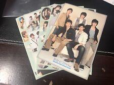 Kpop Tvxq Dbsk Jyj Sticker Set Photo Fanmade