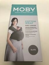 Moby baby carrier, cotton wrap