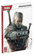 USED (GD) The Witcher 3: Wild Hunt: Prima Official Game Guide by David Hodgson