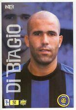 Figurina MUNDI MC CARDS numero 91 INTER DI BIAGIO