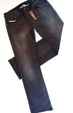 Diesel Zatiny Black Jeans W30 L30 New with tags Wash RA468 REG BOOTCUT 30W 30L