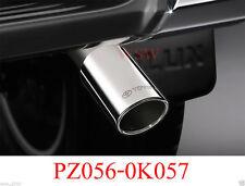 Genuine TRD style Muffler Tip Cutter Exhaust for Toyota Hilux sr5 vigo mk6 05-14