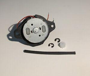 Hornby Ringfield Motor Upgrade Kits - CD motor with 3D printed adaptor