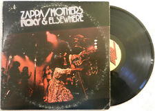 ZAPPA/MOTHERS❖ROXY&ELSEWHERE❖DiscReet 2202 orig '74 2LP❖vinyl/gatefold cover=VG+
