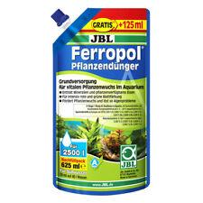 JBL Ferropol Recharge, 625 ml, plantes engrais pour eau douce-Aquariums