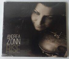 ANDREA ZONN - RISE - CD 2015 - DIGIPAK - NEW SEALED