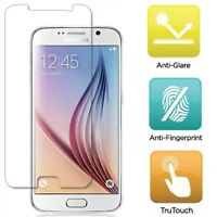 SAMSUNG GALAXY S6 - ANTI FINGERPRINT ANTI-GLARE SCREEN PROTECTOR LCD FILM COVER