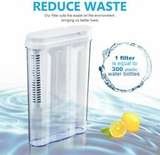 SimPure 1.2L Drinking Water Pitcher Filter BPA Free Portable Jug Purification