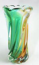 Vase Retro Art Glass