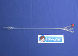 Spülkatheter, 3-Wege-Ballonkatheter 100% Silikon, 16-24 CH Urosid von Asid Bonz