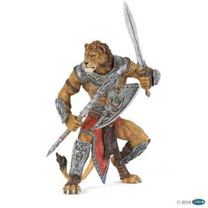 PAPO Fantasywelt - LÖWENMUTANT KRIEGER * LION MUTANT - 38945 - NEU