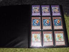 Yu-gi-oh! Sammlung : Ordner voller DUELIST LEAGUE und TOURNAMENT PACK Karten NEU