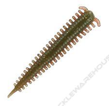 "Package of 24 Berkley Gulp 2"" Sandworms Soft Plastic Fishing Lure Bait Camo"