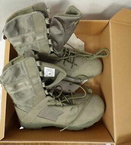 Size 12W 12 Wide Mens New Balance OTB Desert Lite 457MSA Tactical Combat Boots