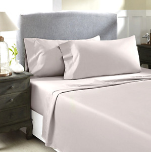 Perthshire Platinum Collection 1200 Thread Count Egyptian Cotton Sheet Set