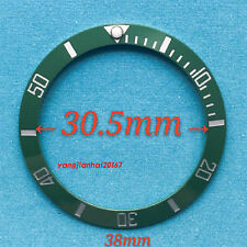 Bezel Insert will fit the new SUBMARINER models of 40mm casing  High Quality Cer