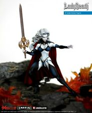 TBLeague x Executive Replicas Phicen Coffin Comics Lady Death 1/12 Action Figure