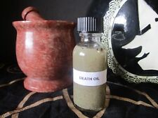 Death Oil ~ Witchcraft Potion ~ Holy Death Oil ~ Voodoo Oil ~ Witchcraft Supply
