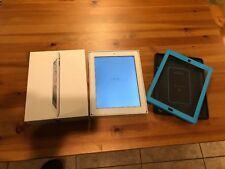 Apple iPad 2 16GB, A1395 Wi-Fi, 9.7in - White - Silver - Nice W/ Box