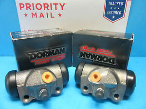 2 Drum Brake Wheel Cylinders REAR For OEM # 2620735 AMC FORD Jeep Dodge