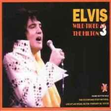 Elvis Presley - Wild Tiger At The Hilton 3 - Digi Pk  CD - New & Sealed