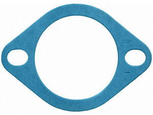 For 1942 DeSoto S-10 Thermostat Gasket Felpro 34385QX 3.9L 6 Cyl