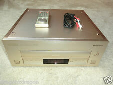 PIONEER hld-x9 Muse Hivision LD player, Champagne, NTSC, Incl. FB/RARE