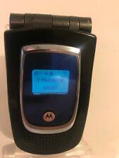 Motorola Moto mpx200-Blau Schwarz (Orange Netz) Handy