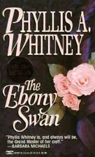 Phyllis A Whitney / Ebony Swan 1993 FICTION Mass Market