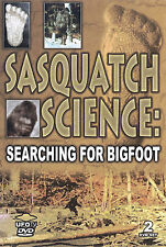 Sasquatch Science: Searching for Bigfoot [New Dvd] - Free Shipping