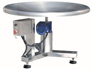 EntrePack Rotary Table