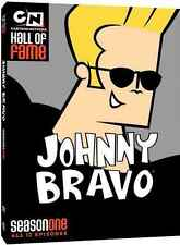 Johnny BRAVO. the Complete Season 1. Cartoon Network Hall of Fame... 2 DVD NEW