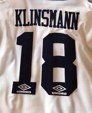 5418befb555 Original Tottenham Hotspur Home 1993-95 Shirt Print. Klinsmann  18