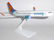 Boeing 737-800 Viking Airlines Sweden Collectors Desktop Model Scale 1:200 G