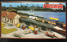 VOLLMER 5716 - Laderampe - für Güterbahnhof - H0 Eisenbahn Modellbausatz Kit